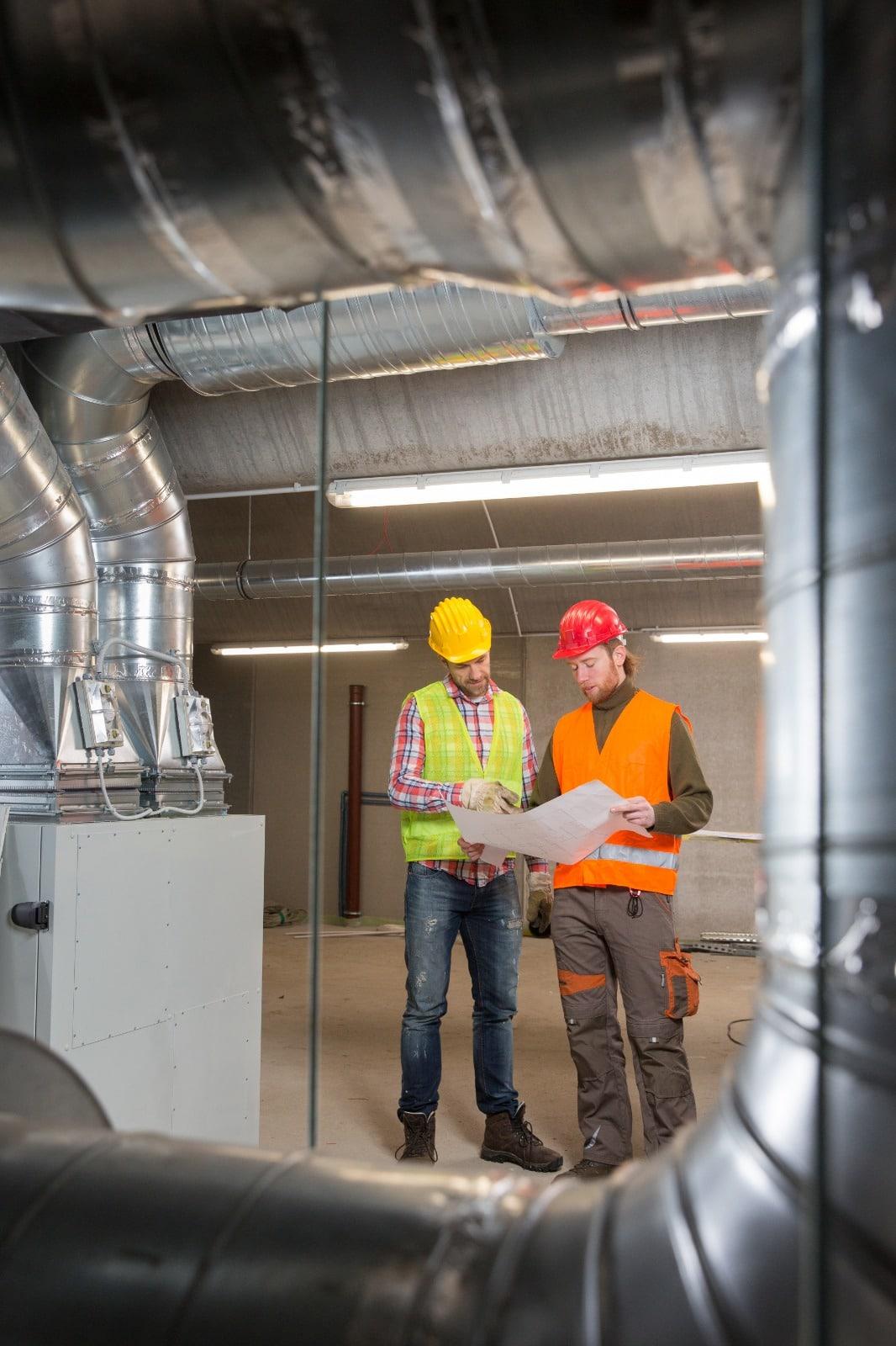 mechanical building services UK
